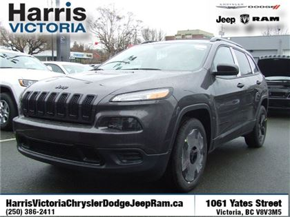 Pre-Owned 2017 Jeep Cherokee Altitude FWD Sport Utility