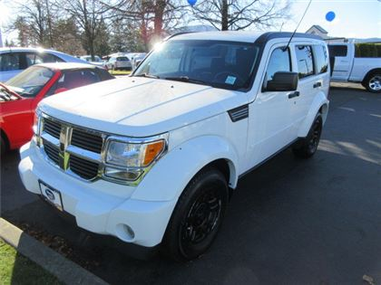 Pre-Owned 2009 Dodge Nitro SE/SXT Bluetooth