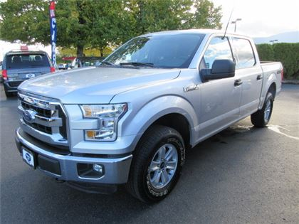 Pre-Owned 2015 Ford F-150 XLT BLUETOOTH