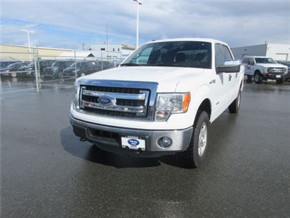 Pre-Owned 2014 Ford F-150 XLT Take a look at this slick pre-owned F-150!! 4x4 Truck
