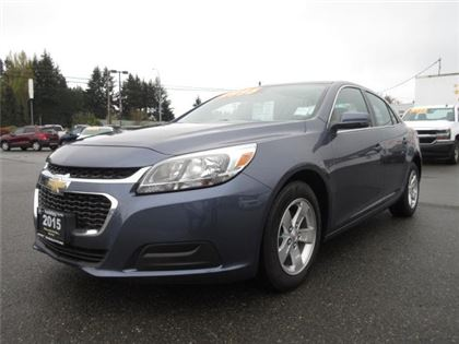 Pre-Owned 2015 Chevrolet Malibu LS FWD Car