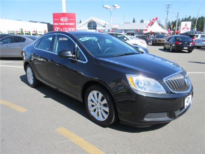 Pre-Owned 2015 Buick Verano 1SB Low kilometers Warranty FWD Car