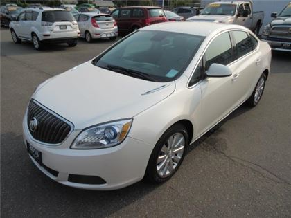Pre-Owned 2016 Buick Verano Convenience 1 FWD Car