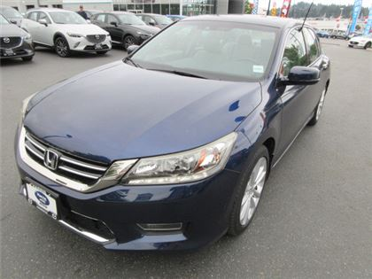 Pre-Owned 2013 Honda Accord Touring V6 (A6) 1 owner & low km's