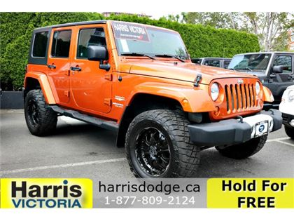 Pre-Owned 2010 Jeep WRANGLER UNLIMITED Sahara Four Wheel Drive Sport Utility
