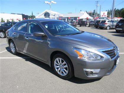 Certified Pre-Owned 2015 Nissan Altima 2.5  Low Kilometers Accident Free FWD Car