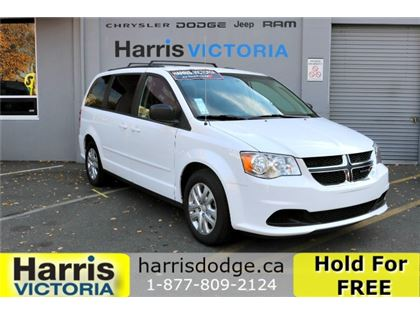 Pre-Owned 2016 Dodge Grand Caravan SXT,No Accidents,Locally Driven! Front Wheel Drive Minivan/Passenger Van