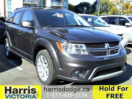 Pre-Owned 2017 Dodge Journey SXT One owner,No Accidents FWD Sport Utility