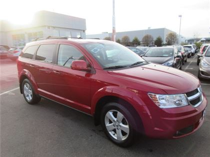 Pre-Owned 2010 Dodge Journey SXT One Owner Heated Seats FWD Sport Utility