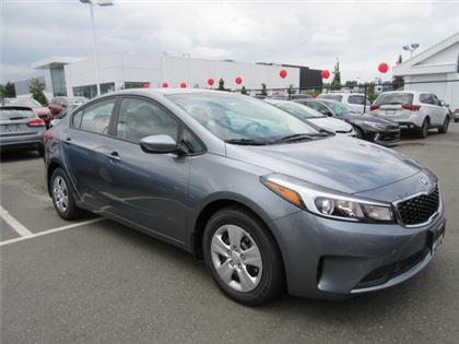 New 2017 Kia Forte LX+ No Charge Winter Tires