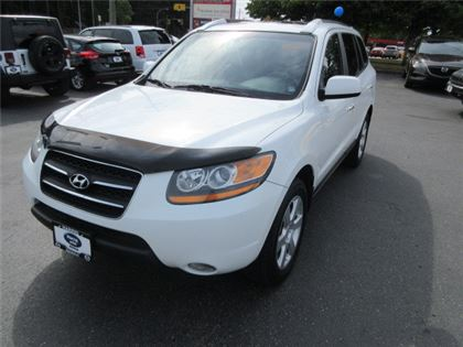 Pre-Owned 2009 Hyundai Santa Fe Limited 3.3L w/Navigation AWD