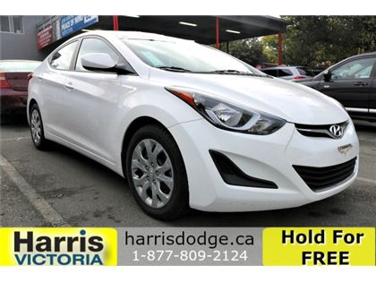 Pre-Owned 2014 Hyundai Elantra GL Front Wheel Drive Car