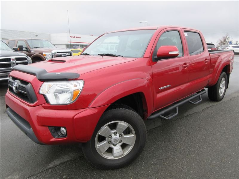 Pre-Owned 2014 Toyota Tacoma TRD Sport Bluetooth Heated seats