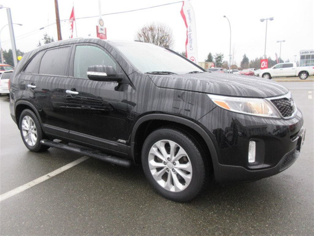Certified Pre-Owned 2014 Kia Sorento EX AWD Leather Sunroof Loaded Options