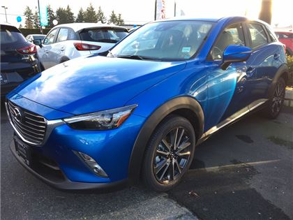 New 2017 Mazda CX-3 GT AWD