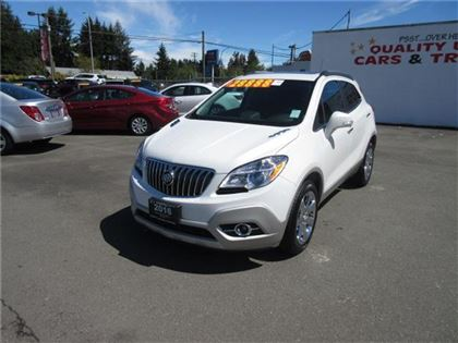 Pre-Owned 2016 Buick Encore Leather AWD