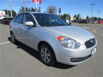 Certified Pre-Owned 2011 Hyundai Accent GL Low Kilometers FWD Car