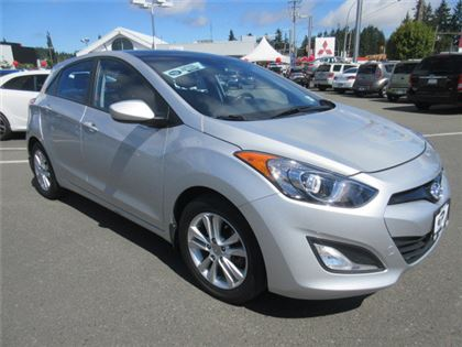 Pre-Owned 2013 Hyundai Elantra GT GLS Low Kilometers Accident Free FWD Car
