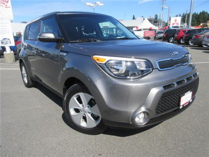 Certified Pre-Owned 2016 Kia Soul LX+ One Owner Manual Transmission