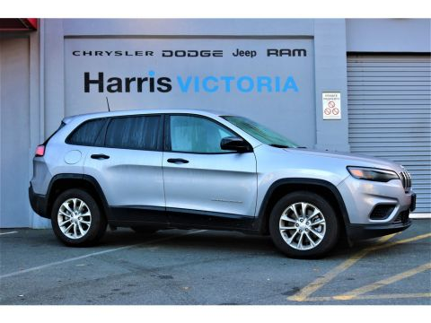 Pre-Owned 2019 Jeep Cherokee Sport,Almost new FWD Sport Utility