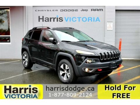 Pre-Owned 2018 Jeep Cherokee Trailhawk,4x4 Four Wheel Drive Sport Utility
