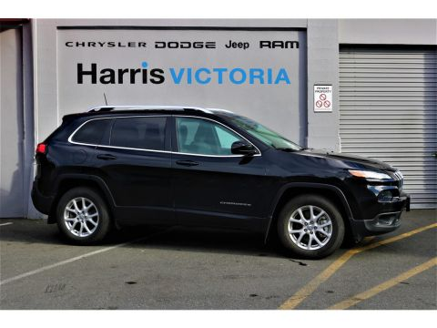 Pre-Owned 2016 Jeep Cherokee North One Owner Low Kilometers 4x4 Sport Utility