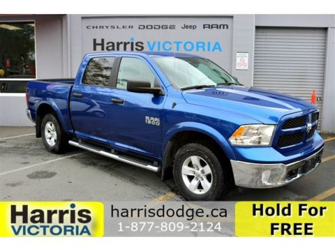 Pre-Owned 2017 Dodge Ram Outdoorsman,No Accidents! Four Wheel Drive Truck