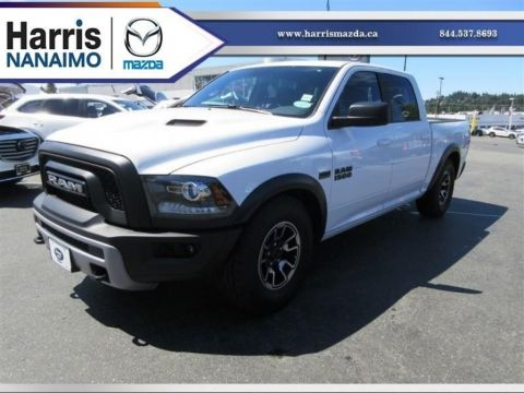 Pre-Owned 2018 Ram 1500 Rebel - Bluetooth - Heated Seats 4x4 Truck
