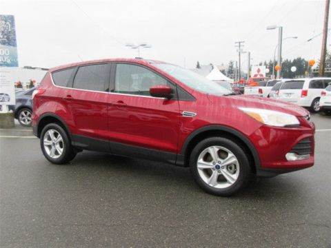 Pre-Owned 2015 Ford Escape SE Warranty AWD AWD
