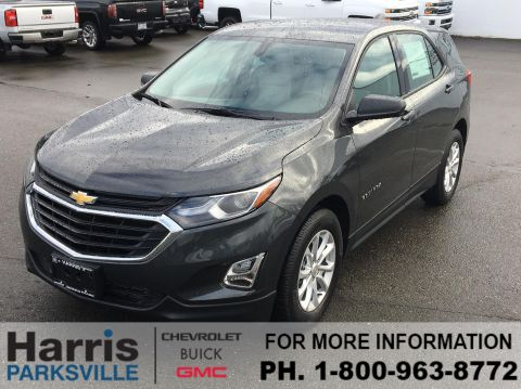 New 2019 Chevrolet Equinox LS FWD Wagon 4 Door