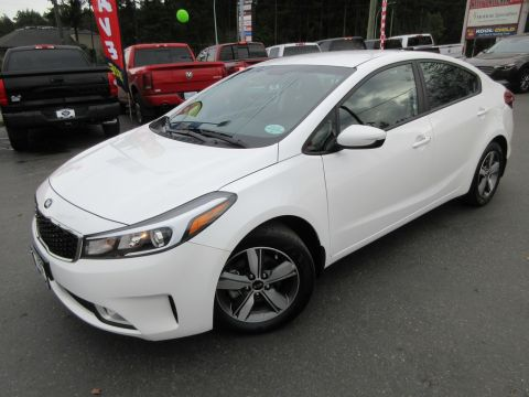 Pre-Owned 2018 Kia Forte LX FWD Sedan