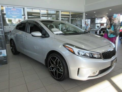New 2018 Kia Forte LX+ Added Bling Excellent Value FWD Sedan